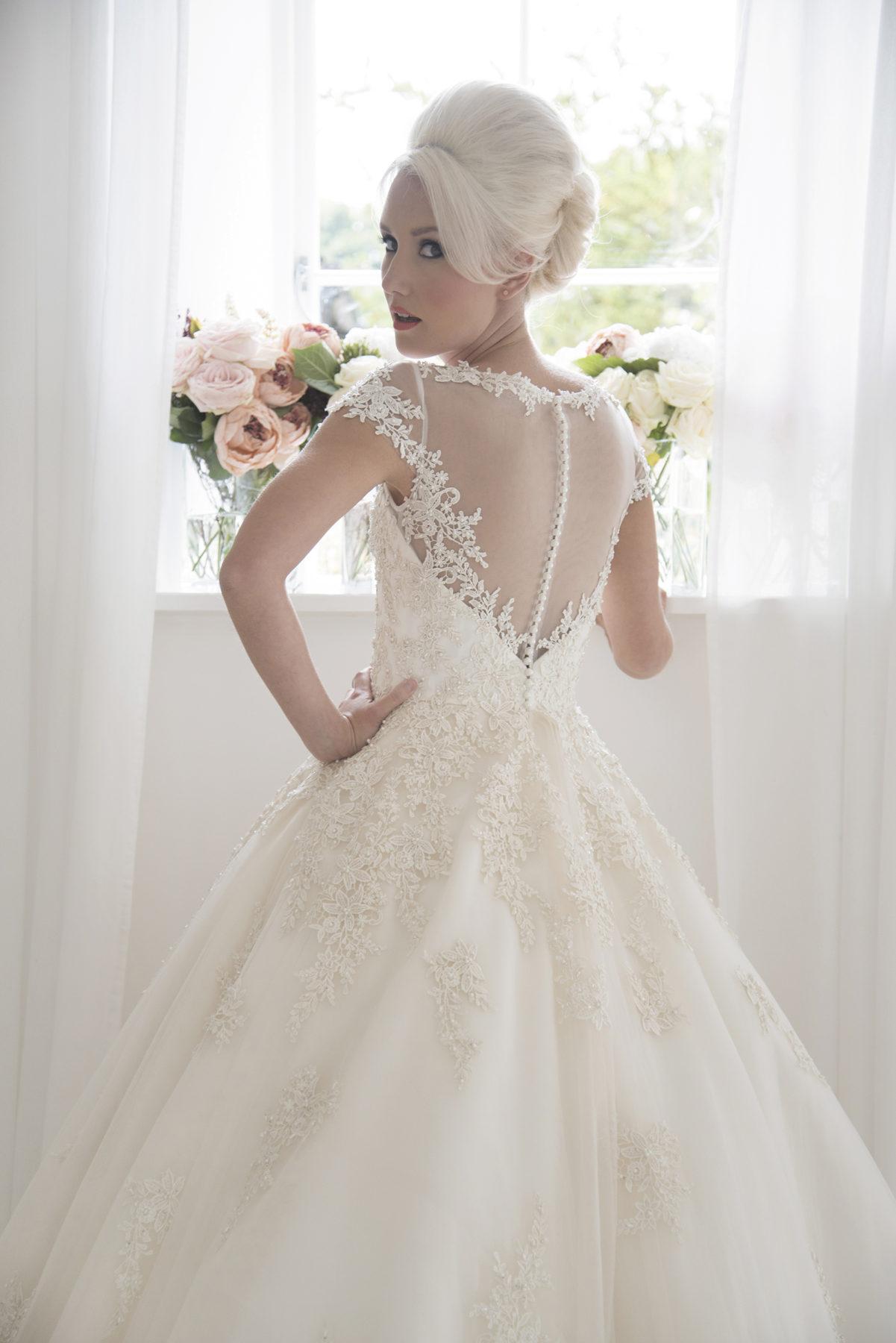 detailed dress back