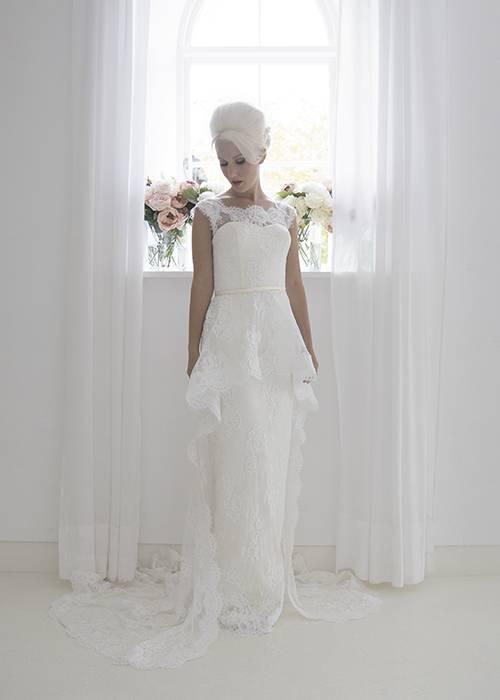 full length dress view