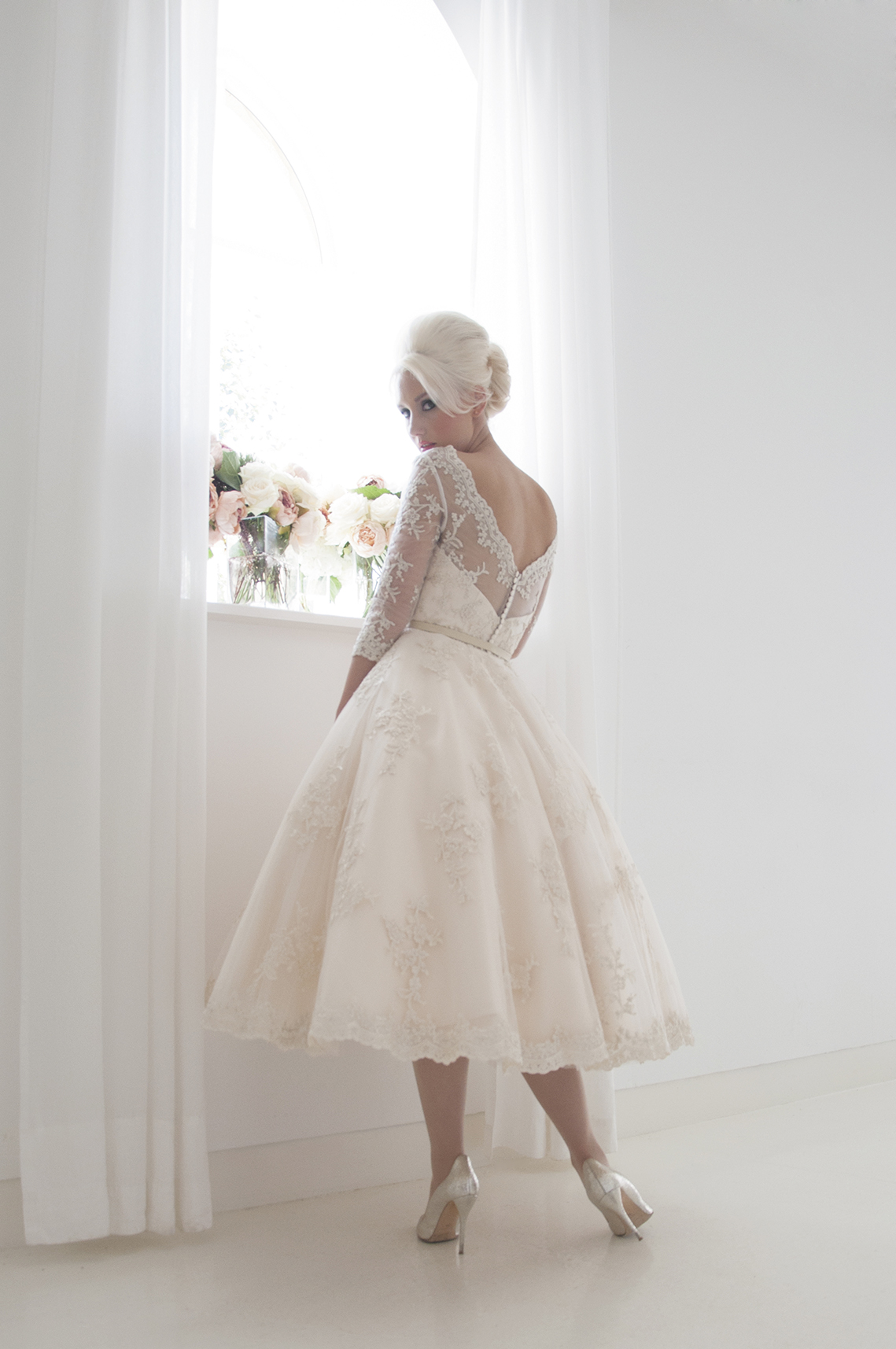 exquisitely detailed mooshki dress