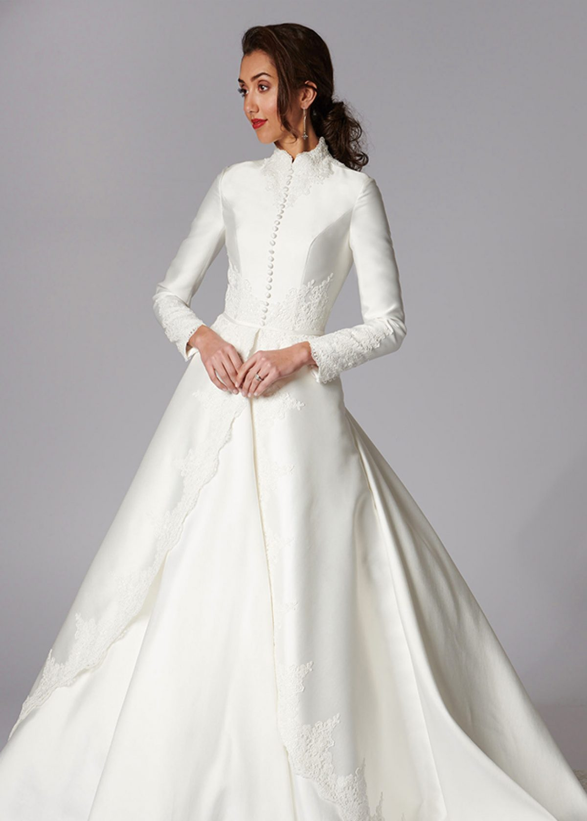 Modest Wedding Dresses Conservative Dresses For Weddings