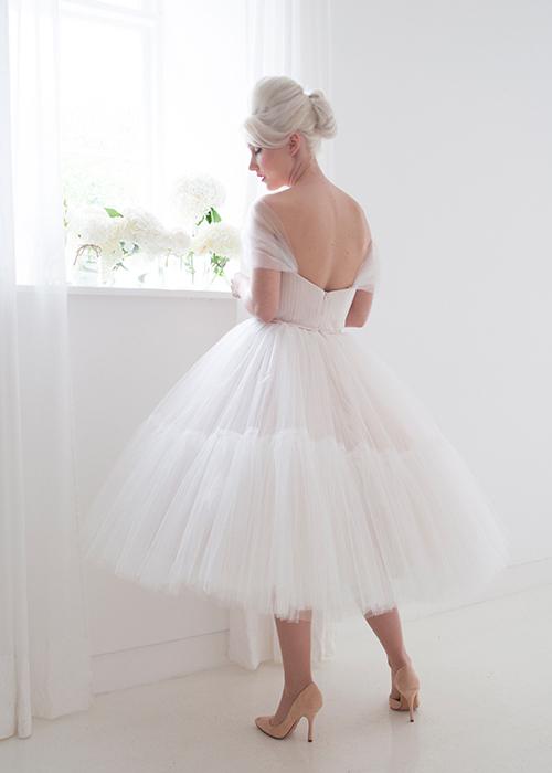 delightful wedding dress